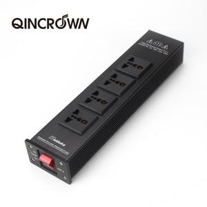 Image 1 - AC2.2 power filter fever audio lightning protection purifier aluminum socket