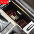 ZUNDUO kaymaz kapısı yuvası kupası Mat KIA Optima 2010 ~ 2019 MK3 MK4 JF aksesuarları kauçuk bardakaltı