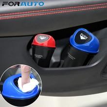 Cestino per Auto organizzatore porta immondizia automobili borsa per la conservazione accessori porta Auto sedile posteriore visiera cestino pattumiera