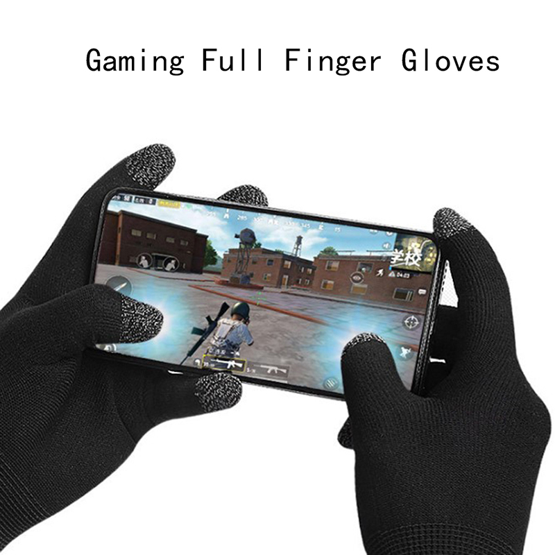 Portable Sport Gaming Peripheral Full-finger Touch Screen Winter Cold Warm Glove