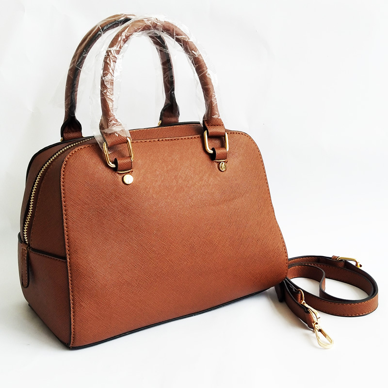Fashion women's bag cross pattern pu leather handbag shoulder Messenger lady bag autumn new