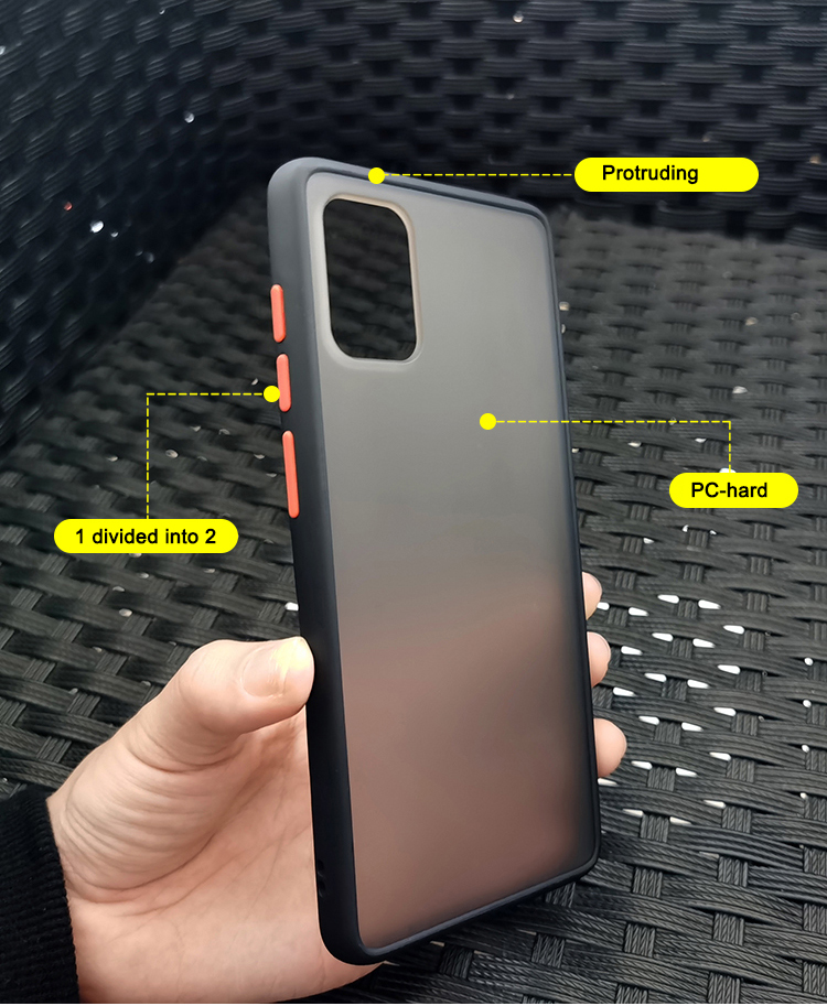 Shockproof Phone Case for Samsung Galaxy S10 lite S10E S10 Plus S20 Ultra S9 S8 Note 10 lite Note 10 9 8 Protective Cover (12)