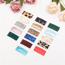 Leopard Hair-Clips Barrettes Snap Girls Toddlers Infants Baby Kids for Sparkly 16/20pcs/set