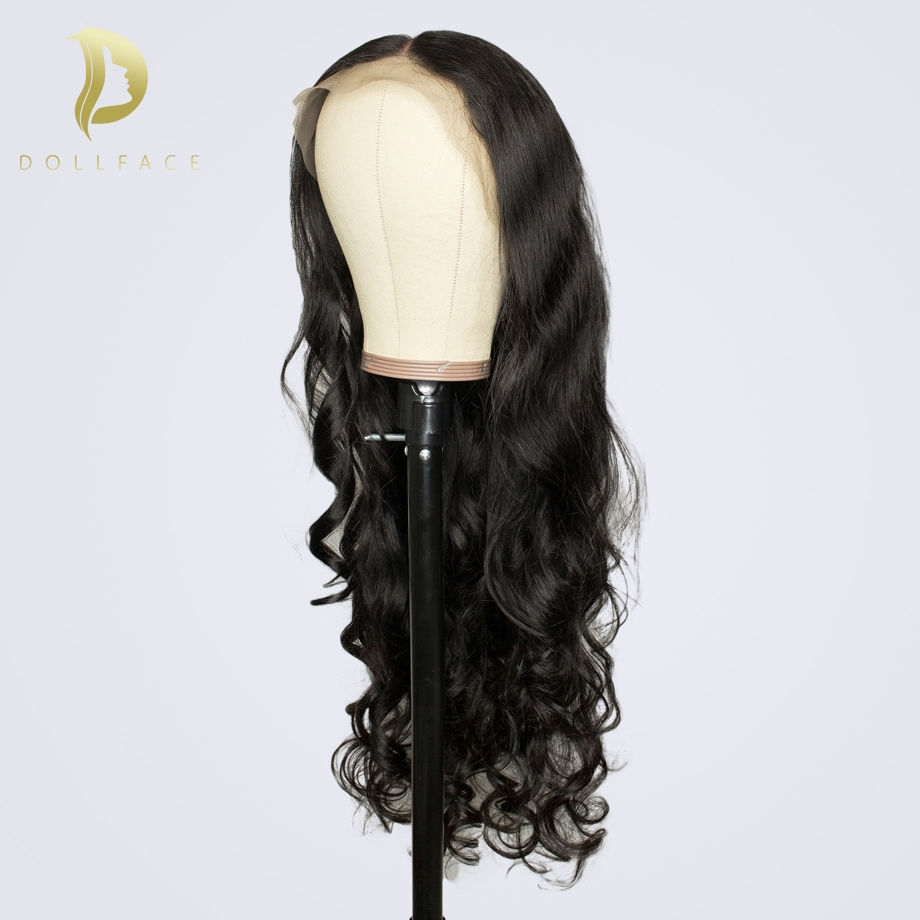 360 Lace Human Hair Wigs For Black Women Short Long Body Wave Swiss Natural Wiggins Remy Hair Wig Pre Plucked With Baby Hair