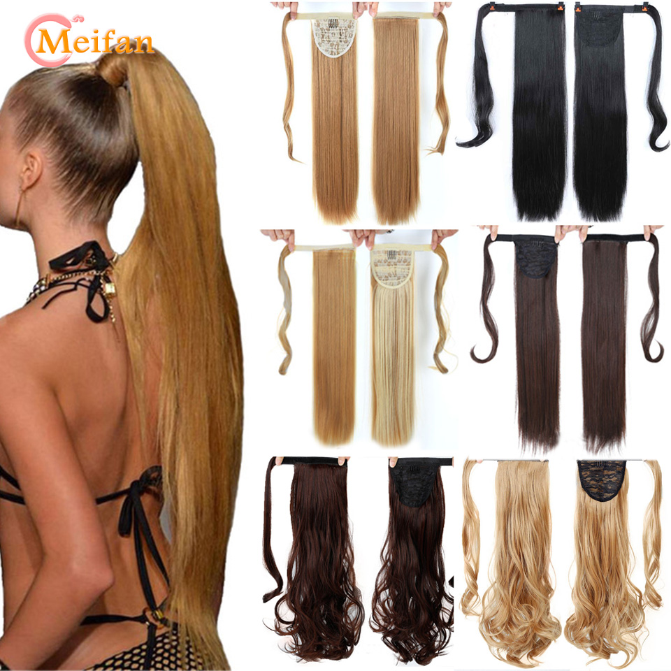 MEIFAN Long Straight/Curly 24