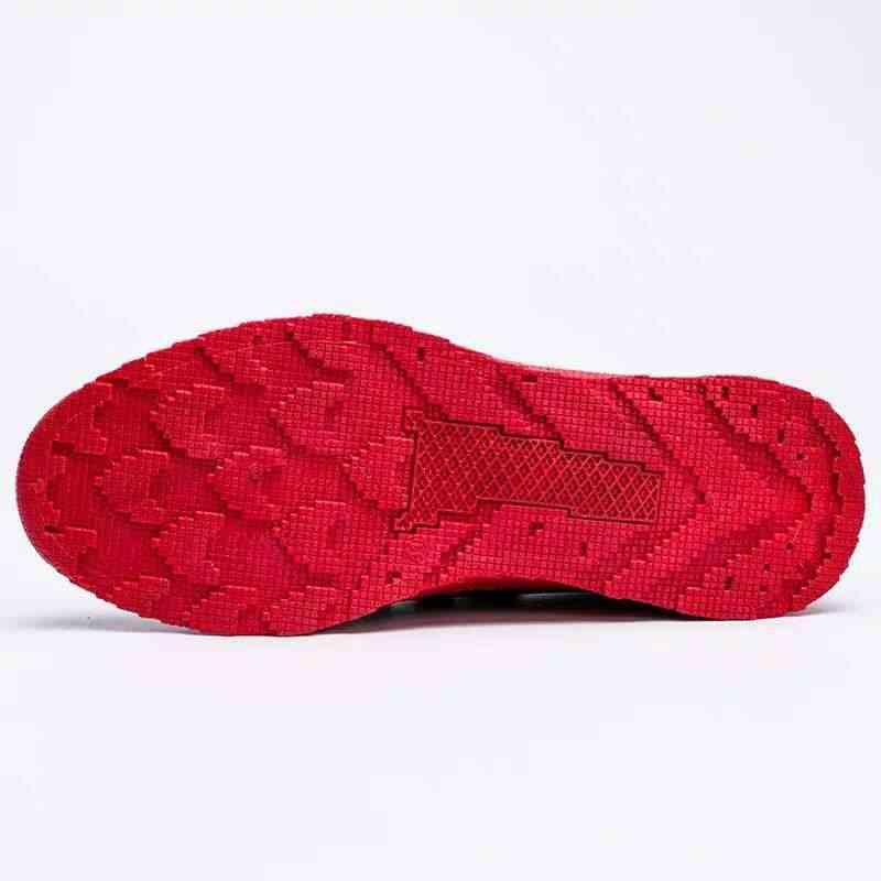 Кроссовки для мужчин; коллекция 2019 года; дышащие мужские кроссовки со шнуровкой; Лидер продаж; Повседневная прогулочная обувь для мужчин; Zapatos