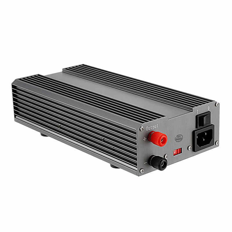 Компактный цифровой Регулируемый источник питания постоянного тока, 0-30 в, 0-10 А, 110 В/220 В, с блоком питания OVP/OCP/OTP