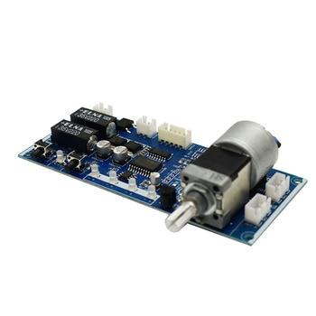 Nueva placa de control de volumen preamplificador remoto, placa de conmutación Selector de señal de entrada de Audio de 4 vías para amplificador de alta fidelidad T1188