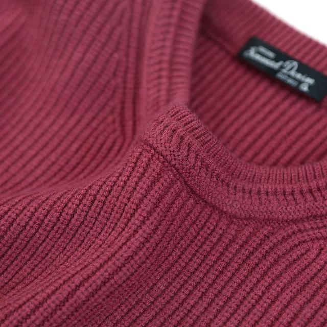 Basic Spring Sweater in solid colors