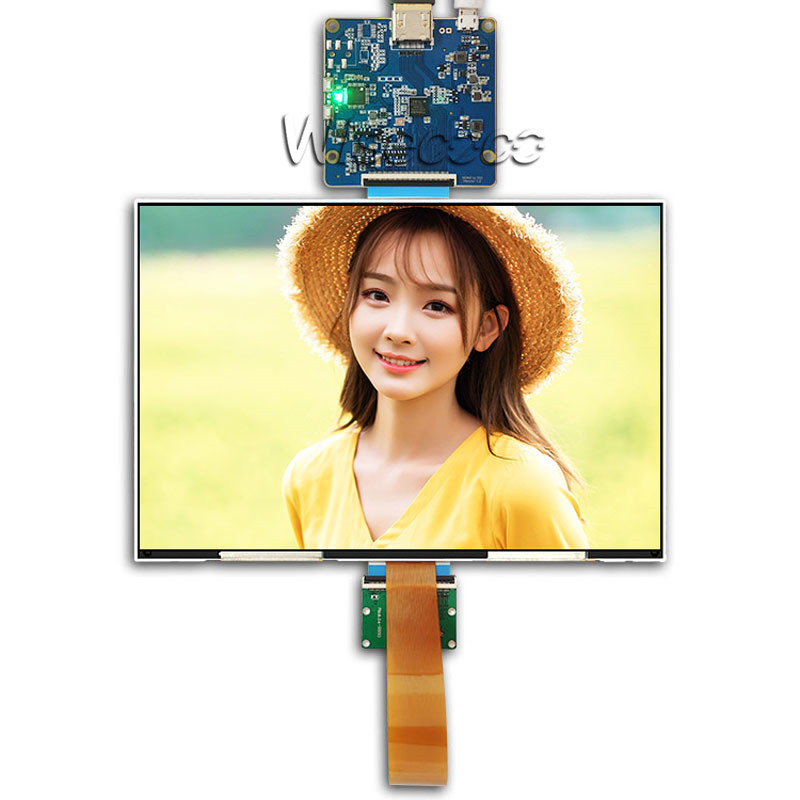 """8.9/"""" 2560X1600 IPS LCD LED 2K Panel TFTMD089030 HDMI To MIPI Controller Kit"""