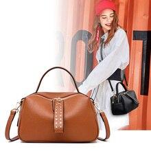 YILIAN European and American fashion ladies handbag designer high quality shoulder bag leather multifunction Messenger X1901