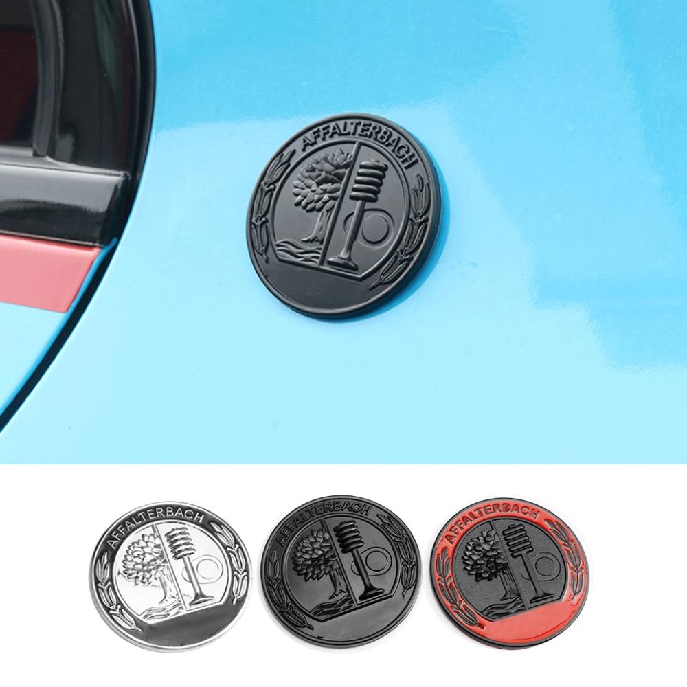Car Body Stickers Decals for AMG Mercedes Benz W212 W205 W211 W210 W220 W204 W202 W176 W246 AFFALTERBACH AMG Side Trunk Sticker