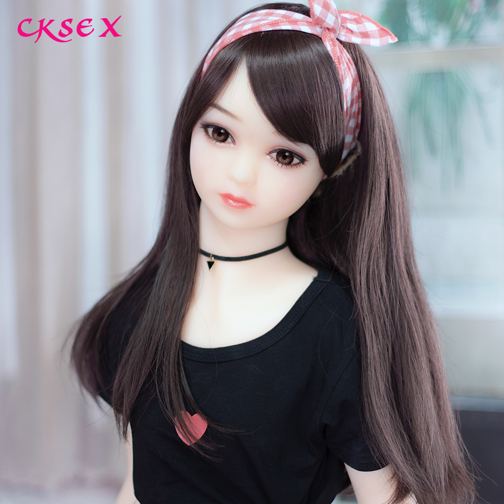 CKSex <font><b>100cm</b></font> <font><b>Sex</b></font> <font><b>Dolls</b></font> Real Silicone Love <font><b>Dolls</b></font> Lifelike Flat Breast Vagina Anal Metal Skeleton Male Masturbation Adult <font><b>Sex</b></font> Toys image