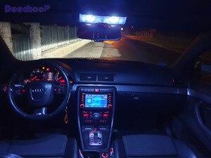Image 5 - Canbus białe oświetlenie wnętrza + lampka tablicy rejestracyjnej żarówki do Jeep Grand Cherokee 1998 2017 WJ WK MK1 MK2 LED mapa światło kopuły
