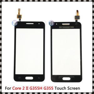 """Image 4 - 4.5"""" For Samsung Galaxy DUOS Core 2 II SM G355H G355H G355 G355M Touch Screen Digitizer Sensor Outer Glass Lens Panel"""