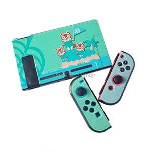 Image 1 - Nintend Schalter Fall Schutzhülle Dockable Fall Kompatibel mit Nintendoswitch Konsole & JoyCon Controller