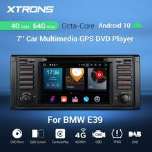 XTRONS Android 10,0 PX5 Octa Core Auto Radio DVD-Spieler GPS-Navigation für BMW 7 Serie E38 1994-2001 e39 1995-2003 M5 1999-2003