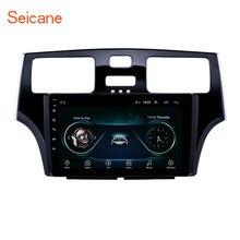 Seicane 9 インチクアッドコアアンドロイド 8.1 ヘッドユニットカーラジオ 2001 2002 2003 2004 2005 レクサス HD 1024*600 タッチスクリーンの Gps ナビ