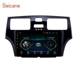 Image 1 - Seicane 9 inç dört çekirdekli Android 8.1 kafa ünitesi araba radyo 2001 2002 2003 2004 2005 Lexus HD 1024*600 dokunmatik ekran GPS Navi