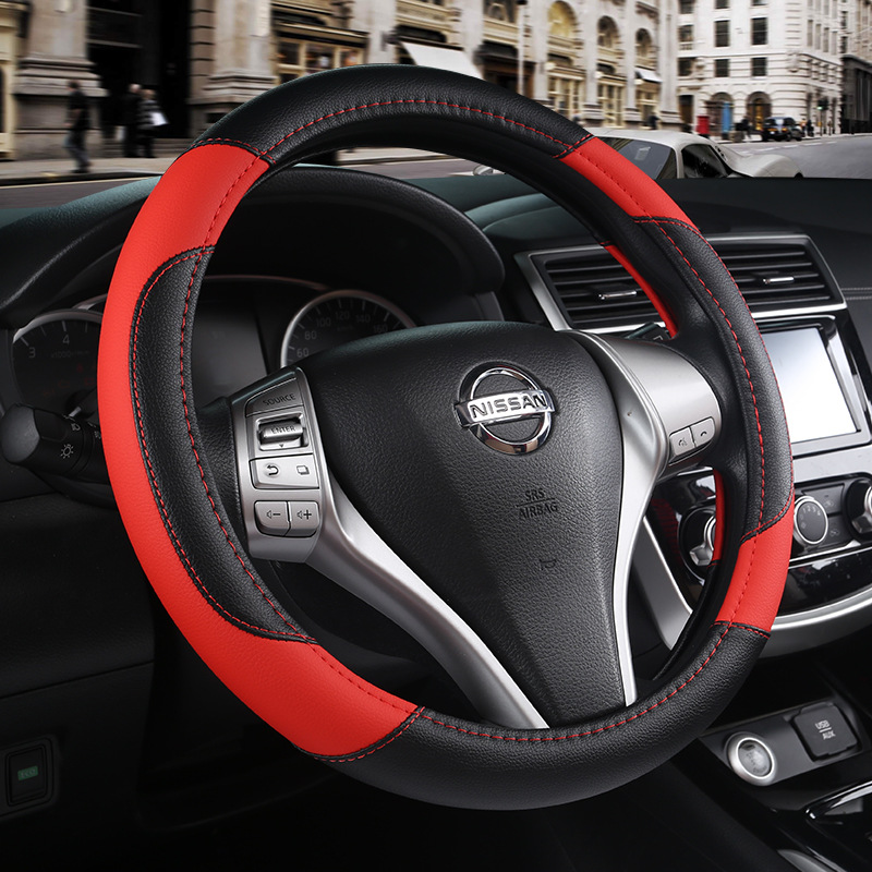 Suitable for Volkswagen Jetta Classic AVANT GARDE Partners Spring Car Steering Wheel Cover 2004/07/09/10 Elderly|Steering Covers| |  - title=
