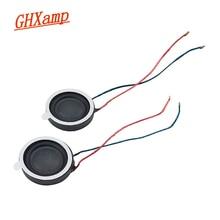 Ghxamp 20 ミリメートルミニスピーカー 4Ohm 2 ワットマルチメディア内部磁気スピーカーユニットcmpositeフィルム修理小さなオーディオ部品 630 20hzの 20khz