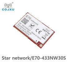 CC1310 modülü 433 mhz 1W SMD kablosuz alıcı E70 433NW30S IoT 433 mhz IPEX anten verici ve alıcı