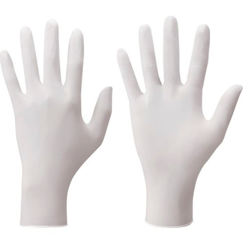 Nitrile gloves anti-static oil-proof acid and alkali resistant gloves home factory  laboratory    food baking gloves