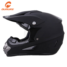 OUMURS DOT Motorcycle Helmet Motocross Adult Professional Racing Off Road Snowmo