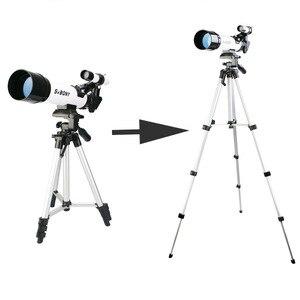 Image 4 - SVBONY SV25 60420 monoküler astronomik teleskop + Tripod + optik bulucu kapsamı izle seyahat ay kuş çocuk geri okul