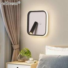 Новый светодиодный настенный светильник для прикроватной лестницы