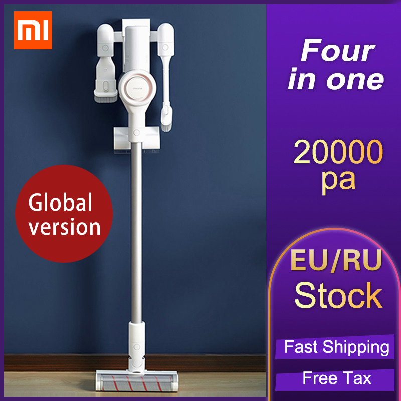 Xiaomi Dreame V9 Cordless Vacuum Cleaner Handheld Wireless cyclone Cordless Stick Cleaner for Home Car 20000Pa