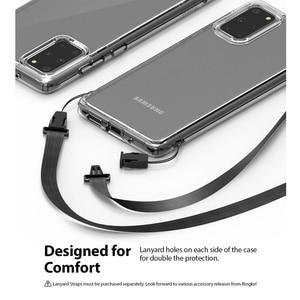Image 4 - Ringke フュージョンギャラクシー S20 プラスシリコーンケース柔軟な tpu と透明ハード pc バックカバーハイブリッド銀河 S20 +