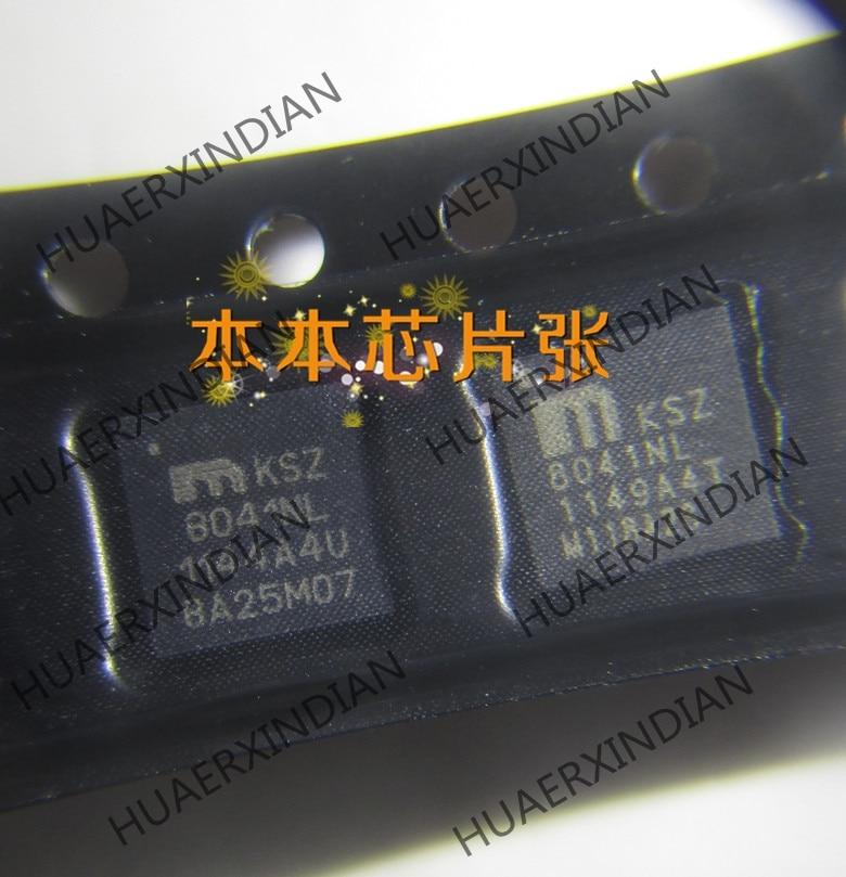 Новый KSZ8041NL 8041NL QFN 32P высокое качество в наличии