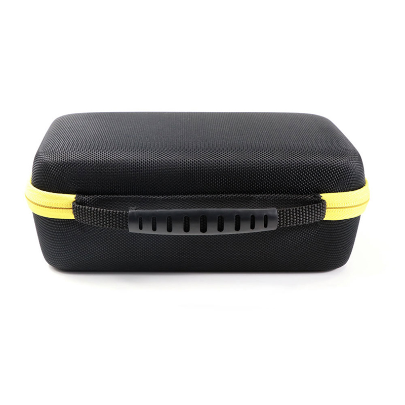 1pc Black Shockproof EVA Hard Case Storage Carry Bag For F117C/F17B Digital Multimeter Protective Organizer 230*140*75mm