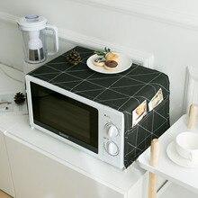 Аксессуары для микроволновой печи, крышка крышки масляного пылесоса, сумка для хранения на кухне, аксессуары, принадлежности для украшения ...