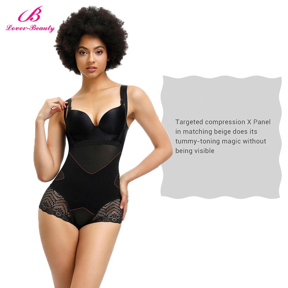 Lover Beauty Women High Waist Butt Lifter Tummy Control Panties  5
