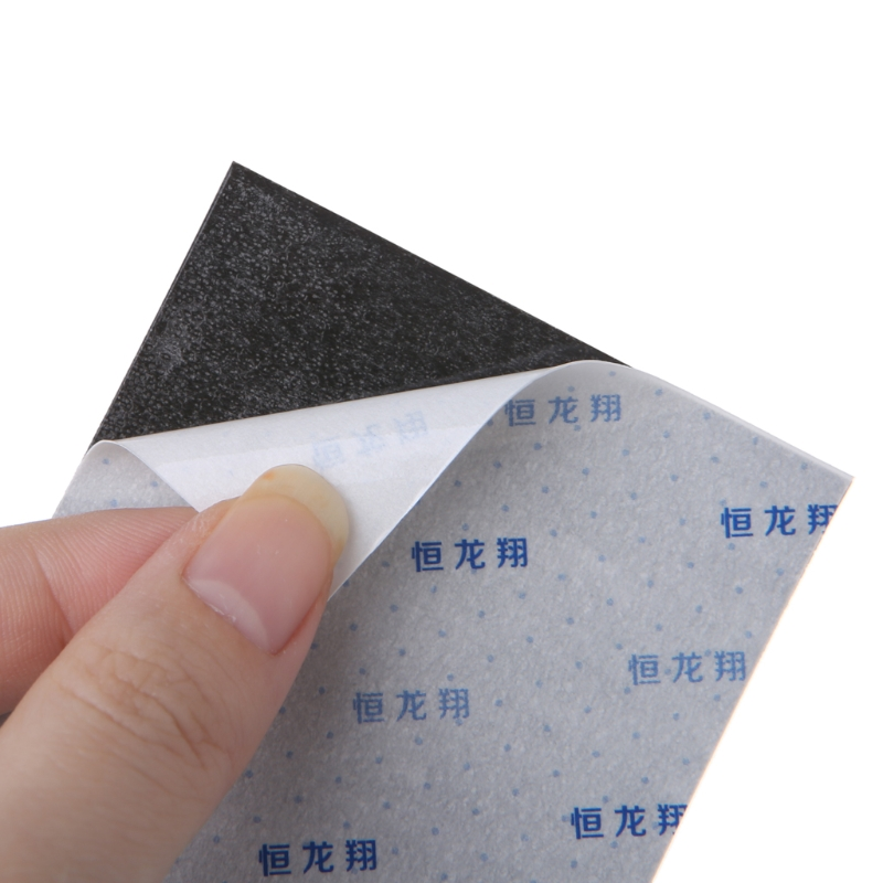 DIY 0.6mm Thickness Replacement 100x60mm Mouse Feet Mouse Skates J6PB
