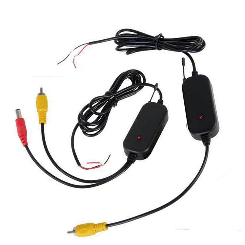 2.4G wireless trasmettitore ricevitore wireless 2.4G per il GPS per Auto portatile GPS Palmare GPS back up Reverse Videocamera vista posteriore WF