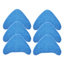 Microfibre Cleaning Mop Pads Replacement Compatible with Vax Steam Cleaner S85-CM S86-SF-CC S86-SF-C, Compares to 1-1-131448-00 все цены