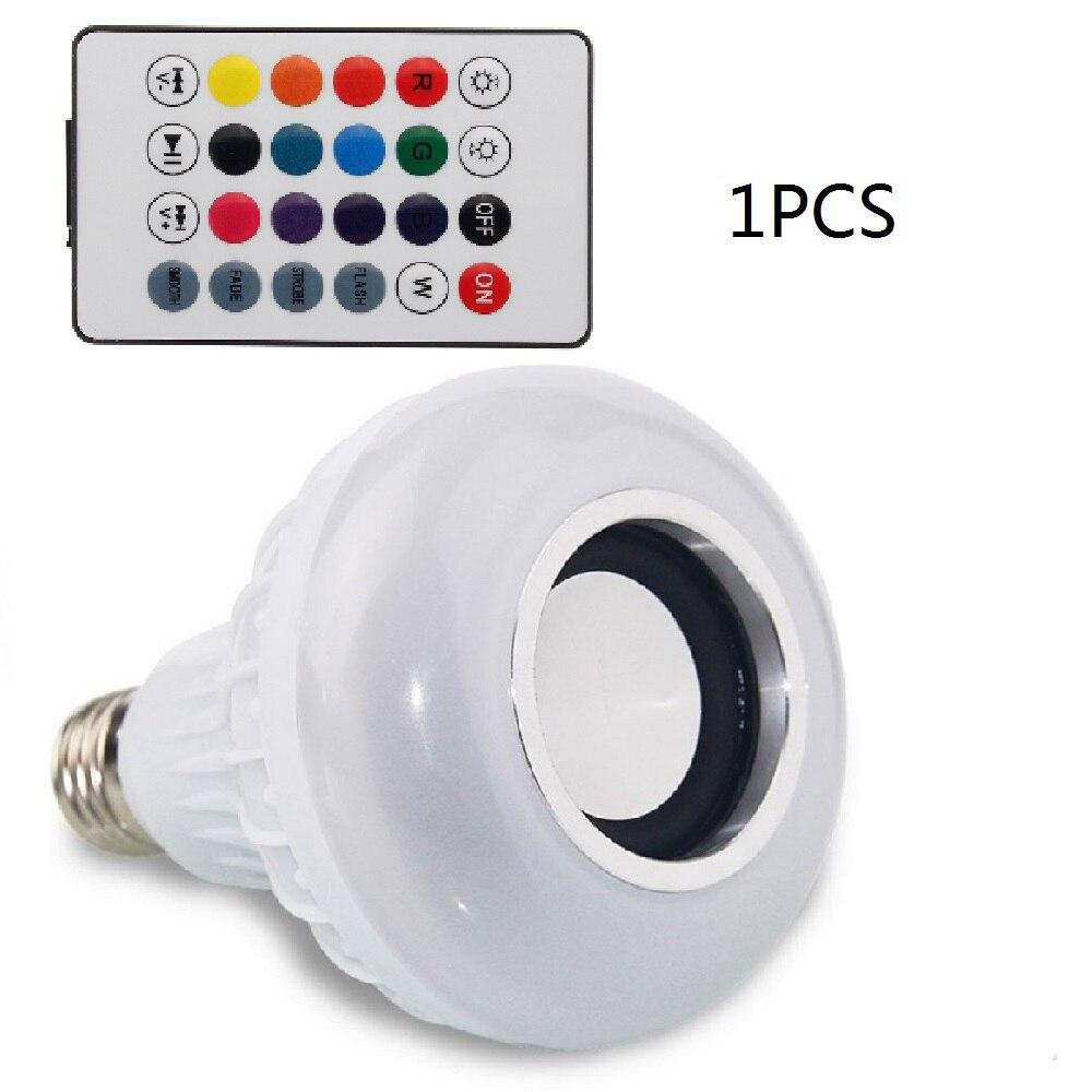 LED Bluetooth Music Speakers Bulb JTFL248 RGB (5) - ??