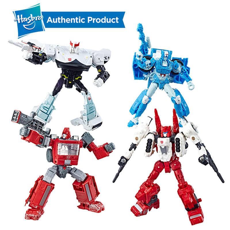 Transformers Ironhide Generations Siege War for Cybertron WFC Action Figure HOT