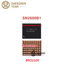 SZteam 5pcs/lot Replacement Parts ORIGINAL SN2600B1 SN2600B2 U3300 TIGRIS T1 charging charger ic chip for iphone XS XS-MAX XR