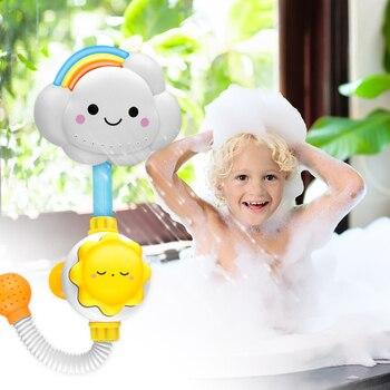 צעצועים לאמבטיה לתינוקות