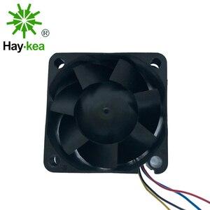 Image 2 - 12V Pwm 4028 Koelventilator 40 Mm 40*40*28 High Speed Industriële Server Inverter Cooling fans Dubbele Kogellager