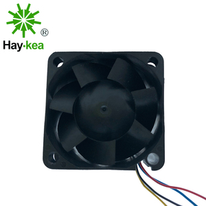 Image 2 - 12V pwm 4028 soğutma fanı 40mm 40*40*28 yüksek hızlı endüstriyel sunucu invertör soğutma fanlar çift bilyalı rulman