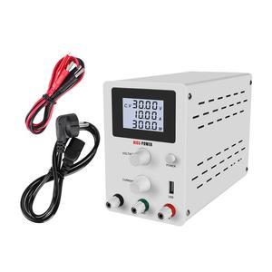 Image 5 - DC Labor Netzteil Einstellbar 30V 10A 60V 5A Bank Quelle labor Schalt netzteile Spannung Strom Regler