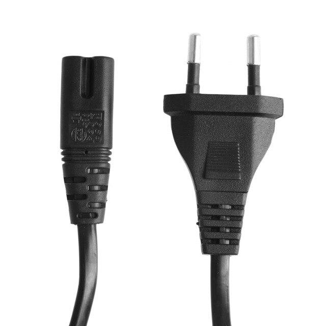 Купить короткие c7 для ес европейский 2 контактный разъем ac мощность картинки цена