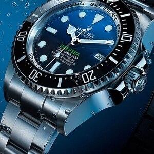 2020 New Rolex- Sea-Dweller- man Automatic mechanical watch Leisure fashion Gift business watch 1590 orders