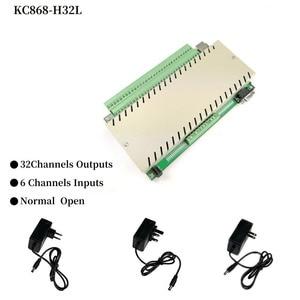 Image 1 - H32L Smart Home Automation Module Controller PLC Kit Relay Control Switch Security System Domotica Casa Hogar Inteligente IOT