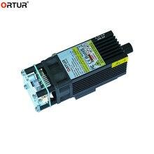 2021 foco fixo 20w ortur máquina de gravação a laser cabeça do laser módulo laser diy máquina de gravura a laser peças para trabalhar madeira ferramentas